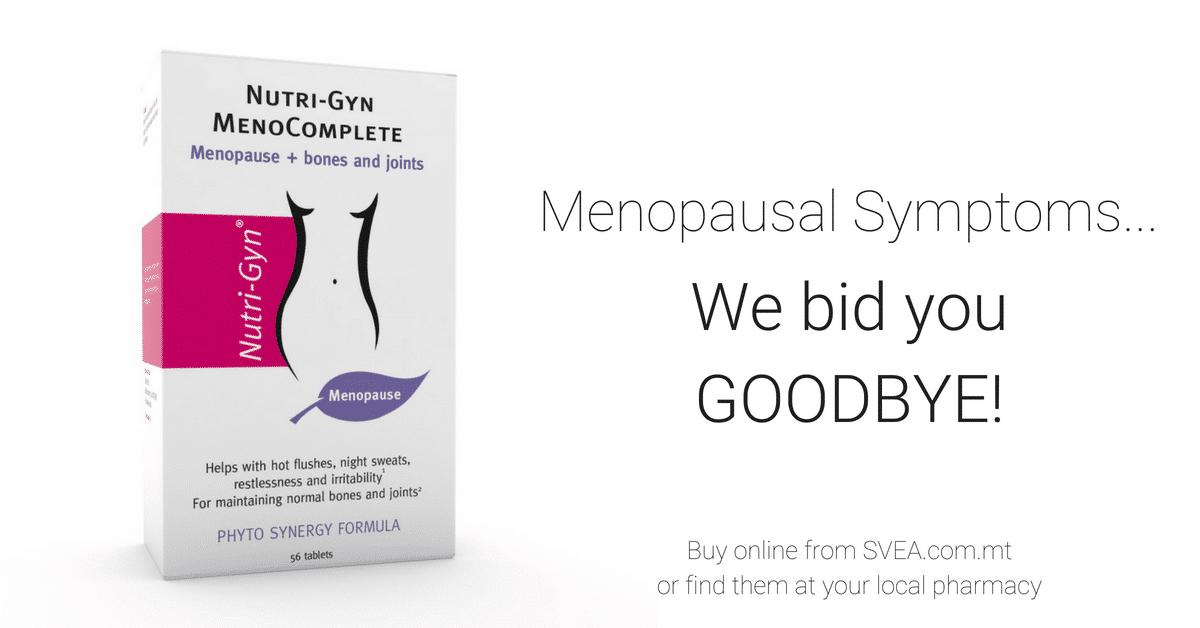 Nutri-Gyn MenoComplete against menopausal symptoms
